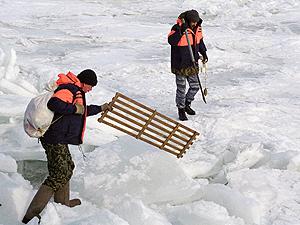 в волгограде утонули рыбаки