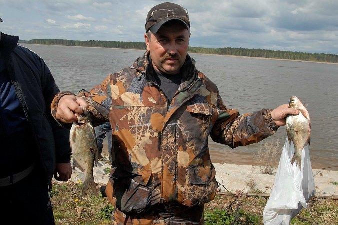 сезон рыбалки в пермском крае
