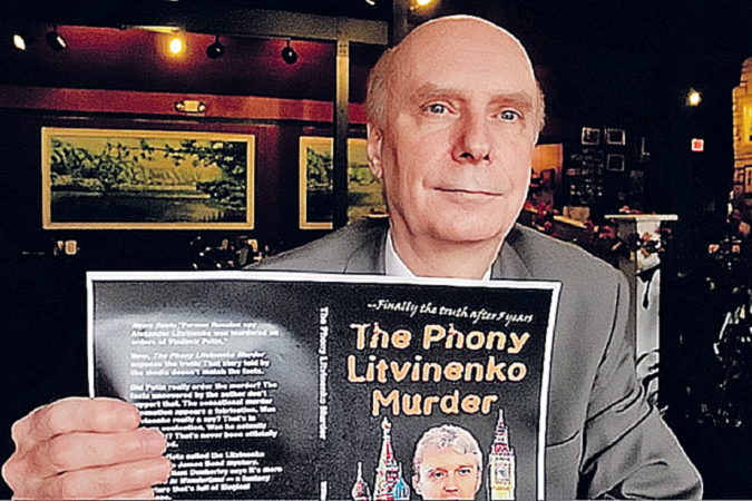 British Litvinenko Death Inquest Descends into Farce