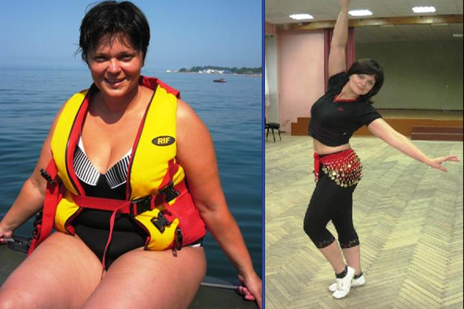 как похудеть за полгода на 15
