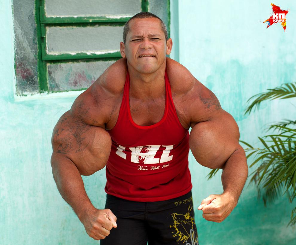 Самая большая мускулатура культуристки 20 фотография