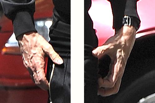 Как сделать толще кисти на руках