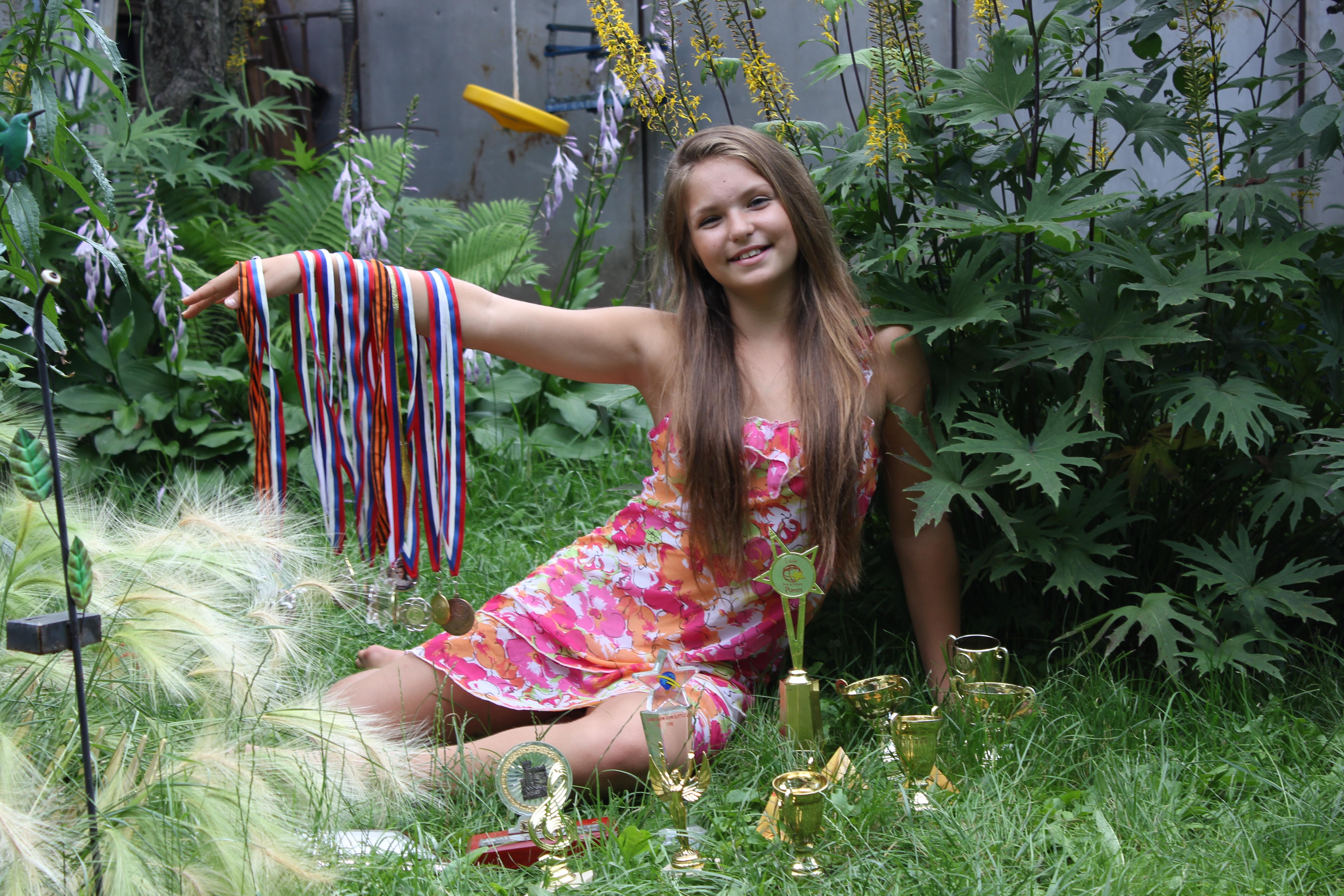 Фотки молодых девушек россии 8 фотография