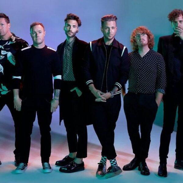 Концерт OneRepublic 16 ноября