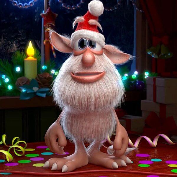 Новогоднее шоу «Буба: Ёлка»