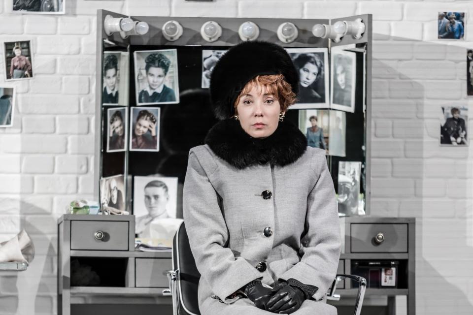 Из-за болезни Чулпан Хаматовой отменили спектакль «Горбачев»
