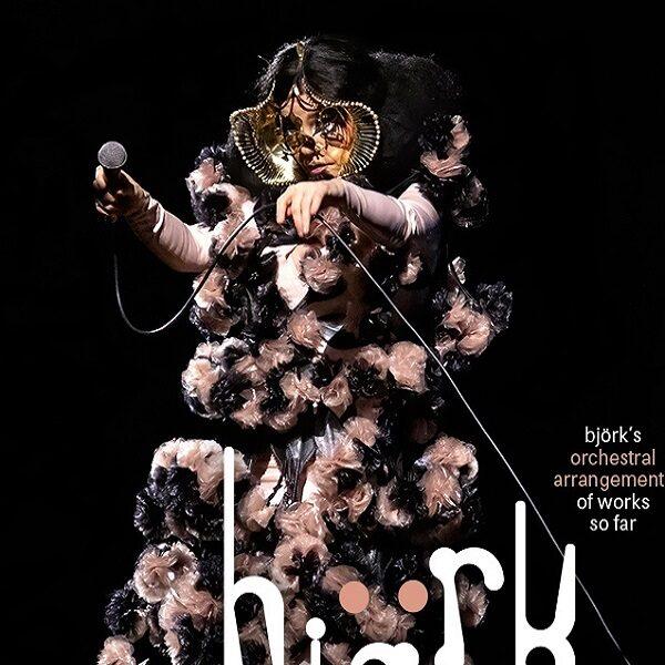 """Концерт Бьорк """"Björk Orchestral"""""""