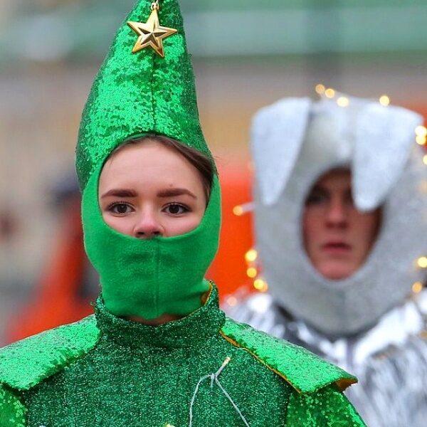 В Москве в этом году не будут проводить фестиваль «Путешествие в Рождество»