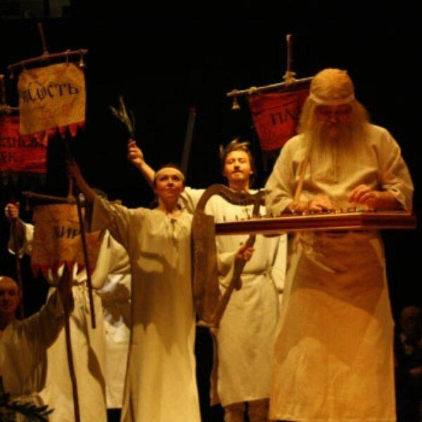 Спектакль «Ростовское действо» в Большом театре