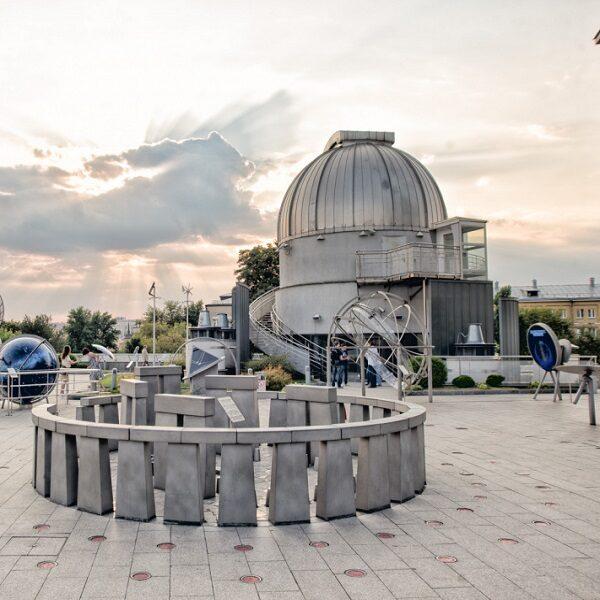 Майские праздники в Московском планетарии