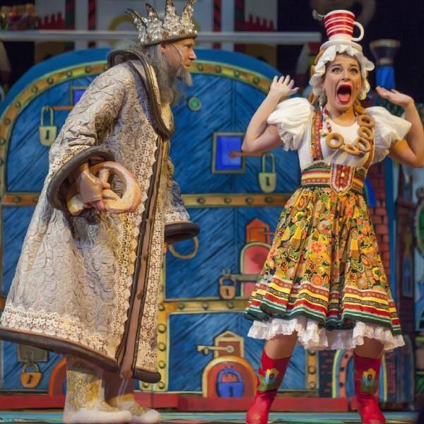 Спектакль «Летучий корабль» в Театриуме на Серпуховке