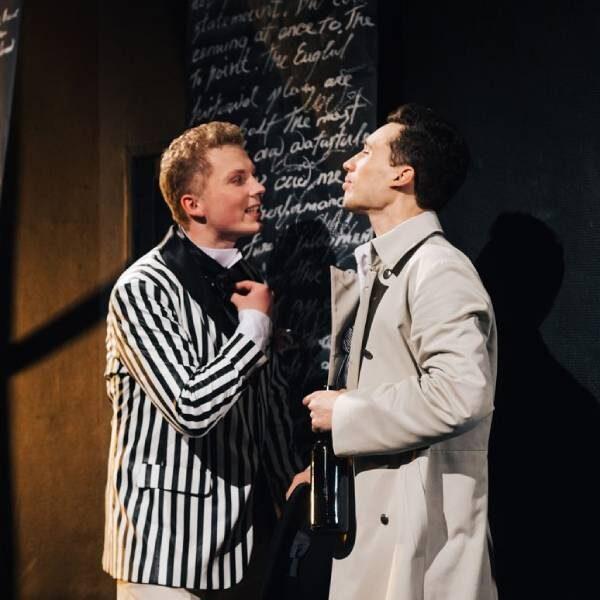 Спектакль «Два веронца» в РАМТе