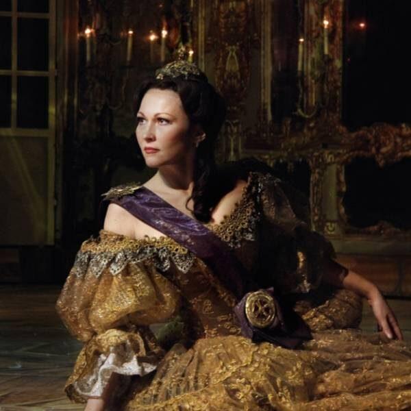 Опера «Царица» в Геликон-опере