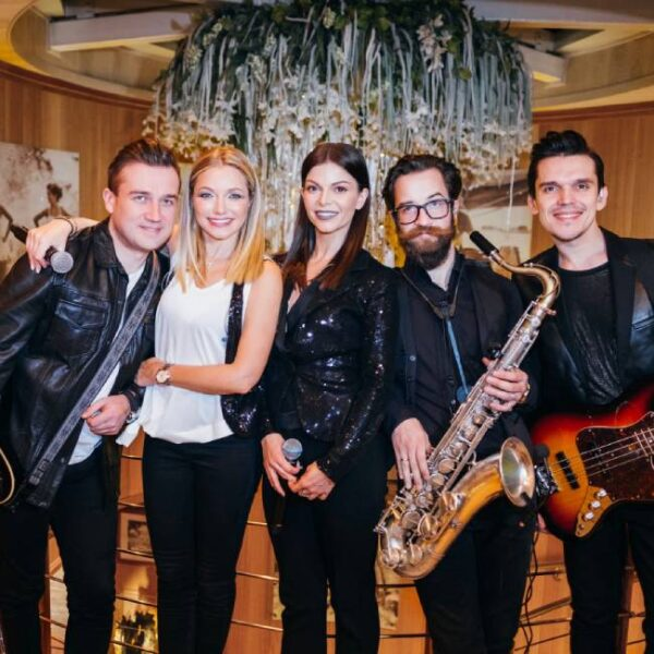 Концерт группы Новые Самоцветы: 15 лет на сцене