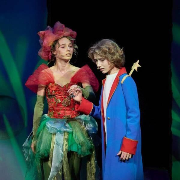 Мюзикл «Маленький принц» в театре Стаса Намина