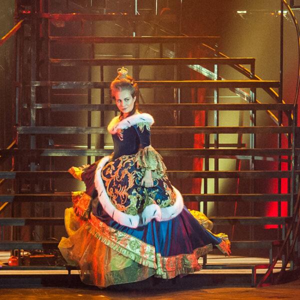 Мюзикл «Граф Орлов» в Театре оперетты