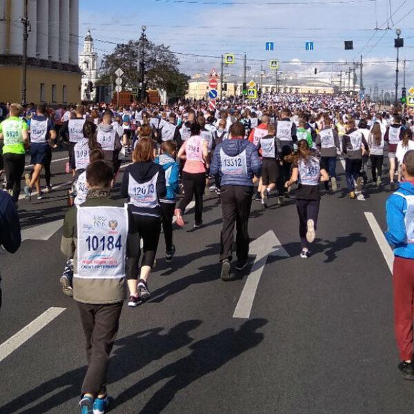 «Кросс Нации» в Санкт-Петербурге