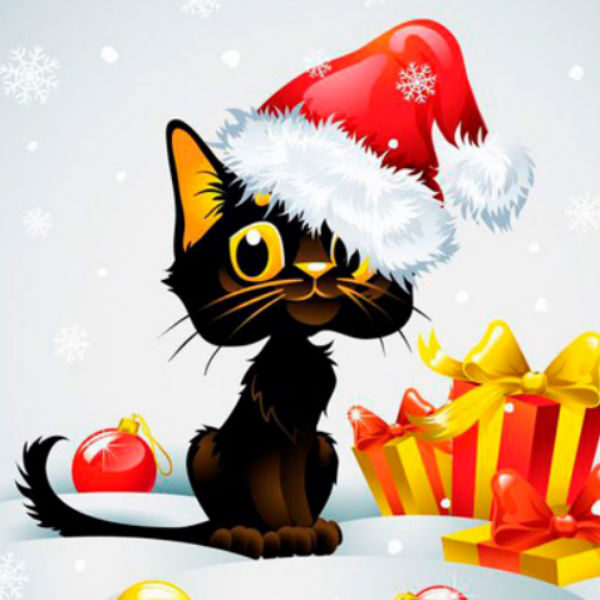 Спектакль «Новый год. Белый дом. Черный кот»