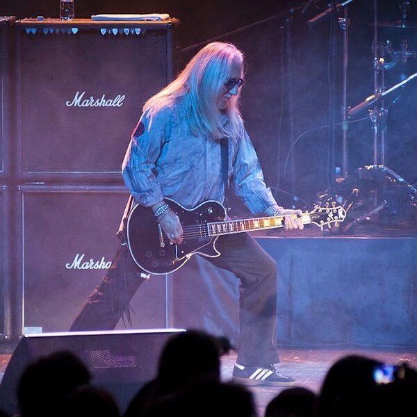 Концерт группы «Uriah Heep»: юбилейное шоу