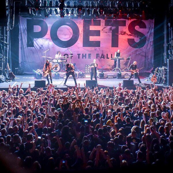 Концерт группы «Poets of the Fall»