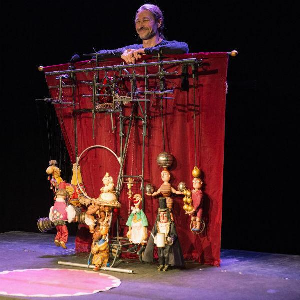 БТК-фест: Театр актуальных кукол