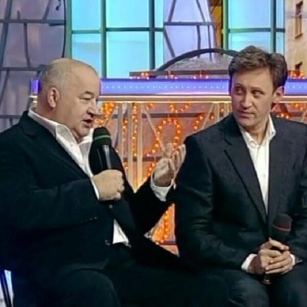 Концерт Сергея Дроботенко и Игоря Маменко