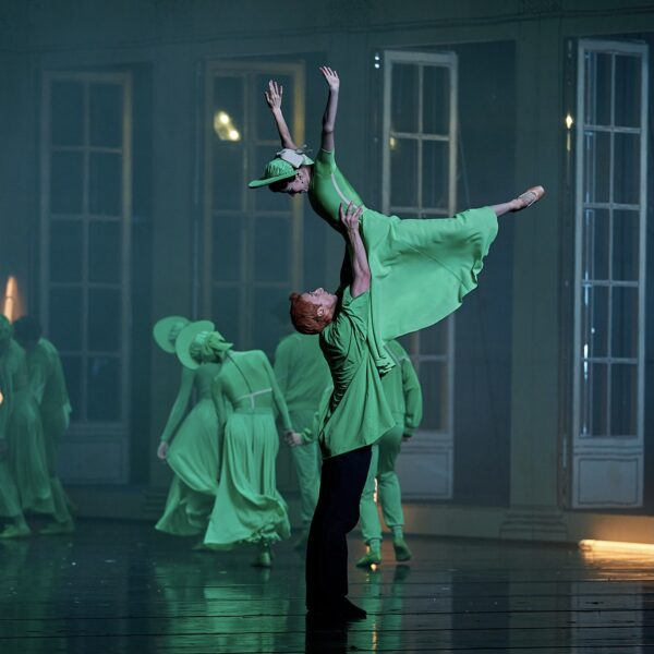 Спектакль «Байка. Мавра. Поцелуй феи» в Мариинском театре