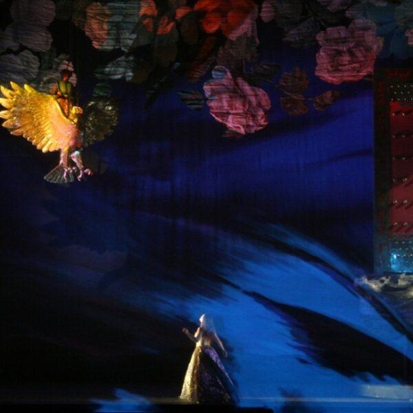 Опера «Женщина без тени»