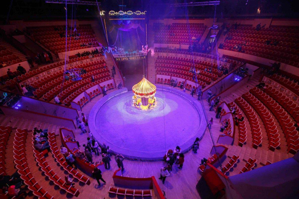 ванная фото нового зала цирка на фонтанке уже рассказывали