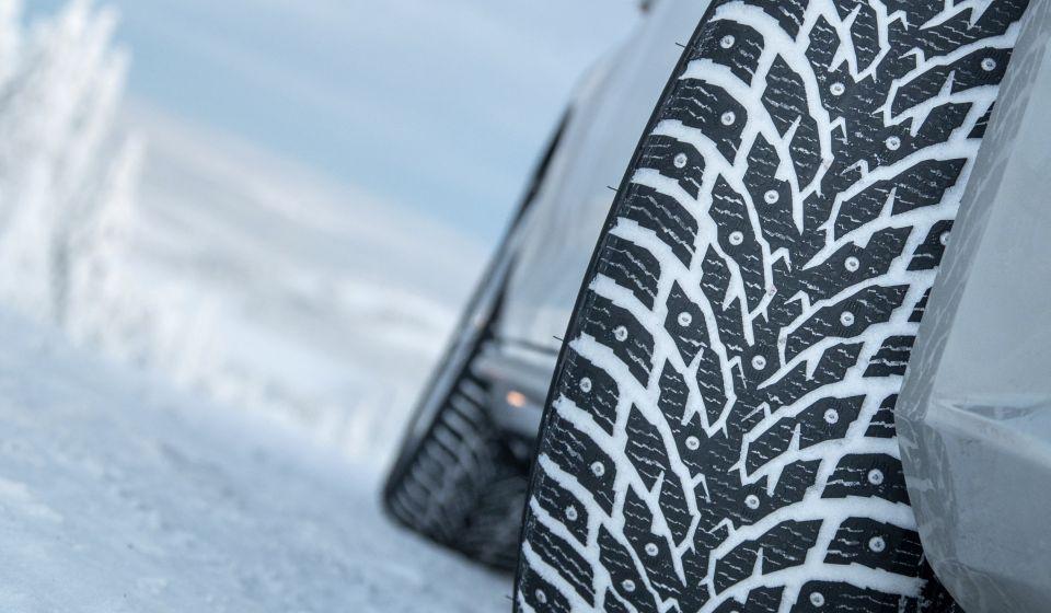 Зимние шины для кроссовера