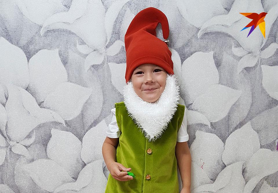 Как сделать костюм малыша фото 616