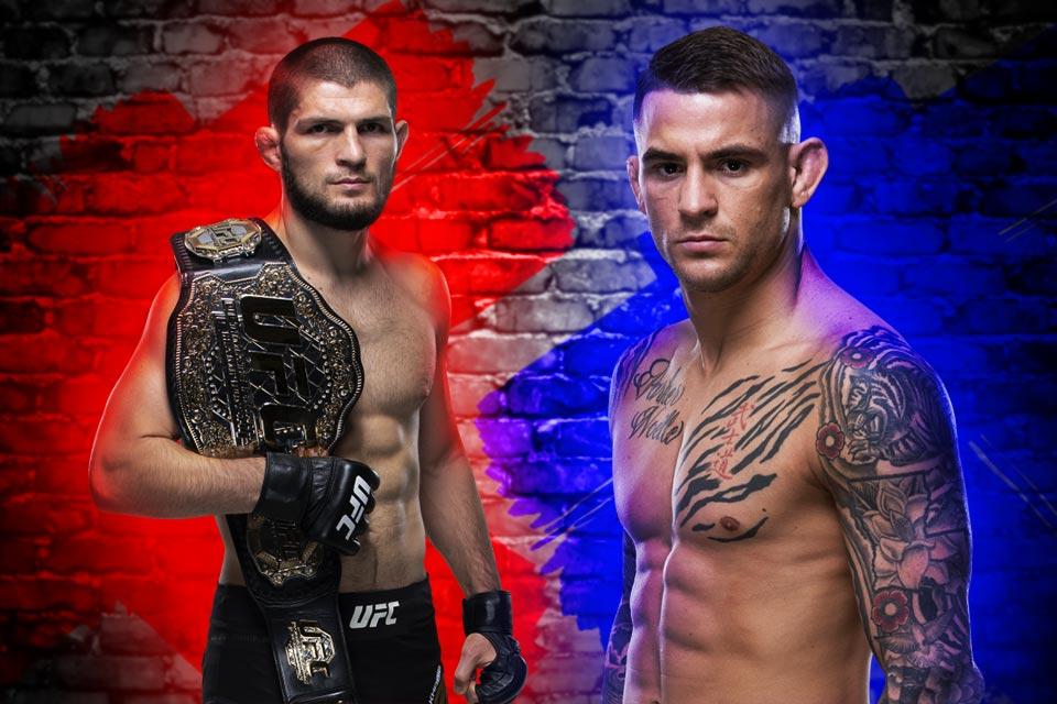 Картинки по запросу UFC 242 Нурмагомедов - Порье