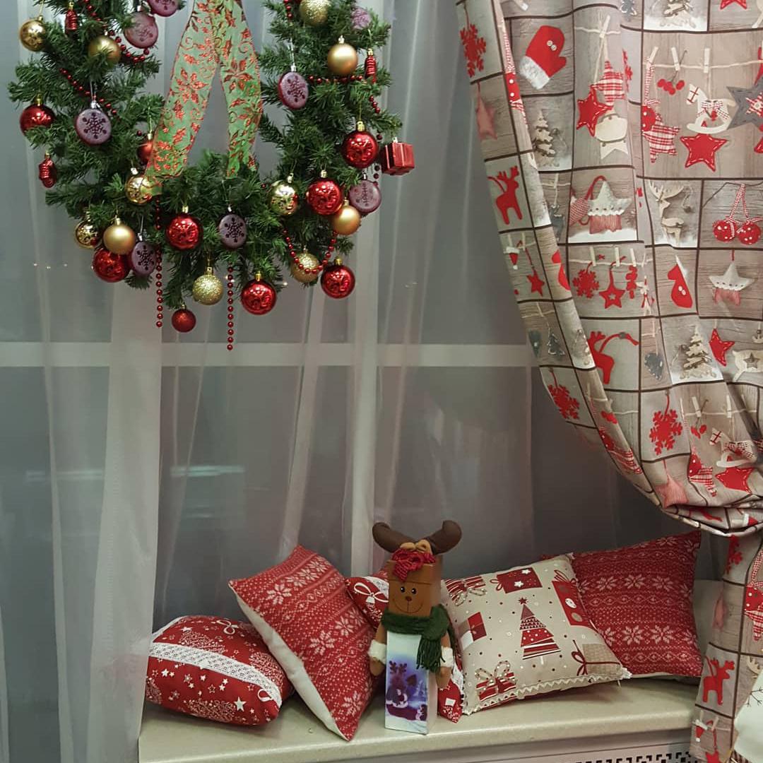 запрос украшаем комнату к новому году фото плюсом тут является