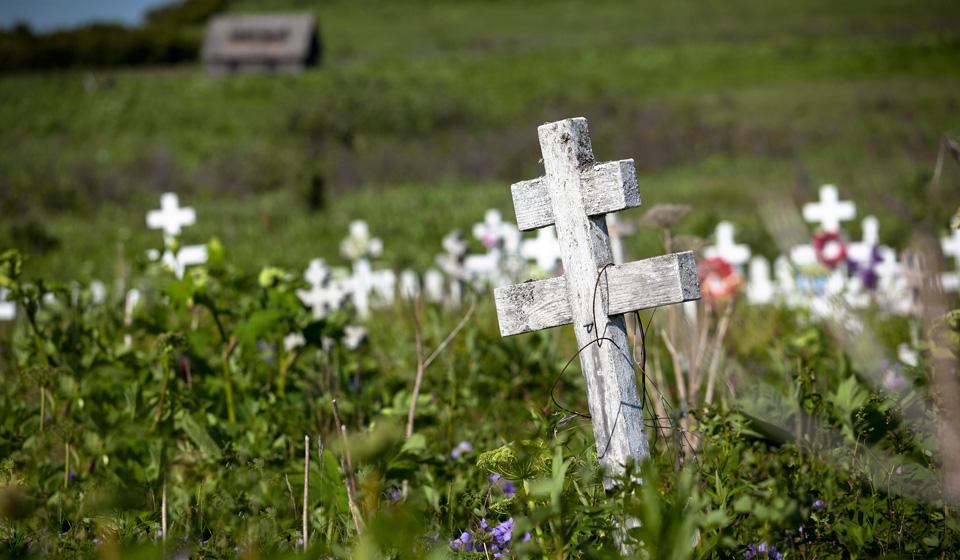 К чему снится кладбище: толкование снов про кладбище