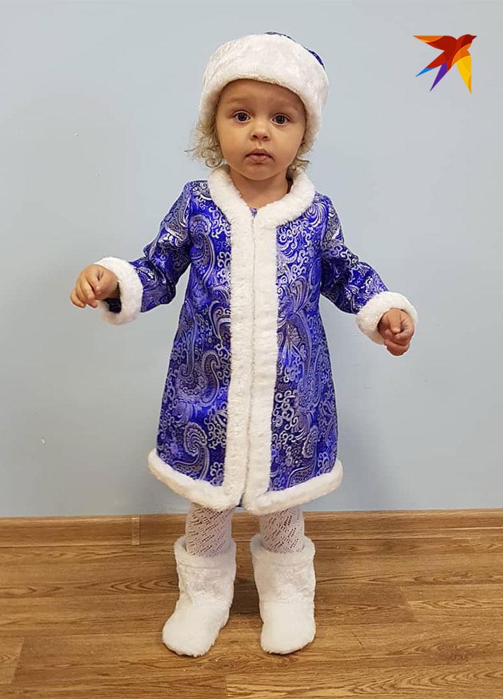 Костюм снегурочки для девочки сшить своими руками фото 227