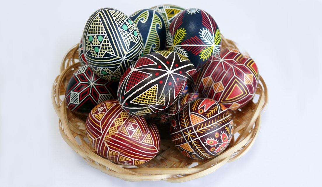 Как красить яйца на Пасху. Способы окраски именно в 2019 году!