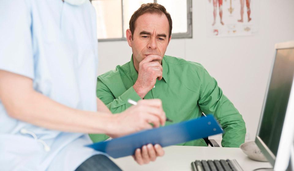 Возможные причины эректильной дисфункции