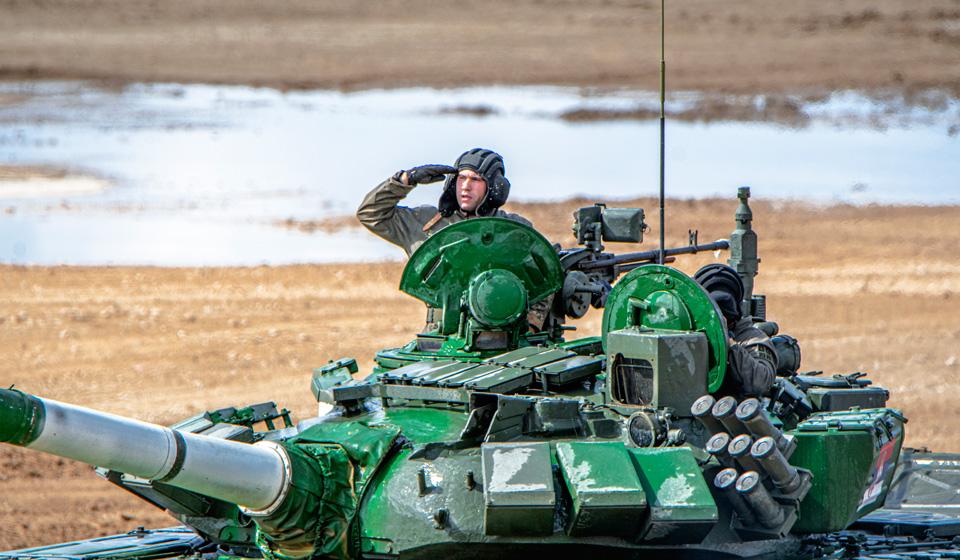 День танкиста 2020: какого числа, история и традиции праздника