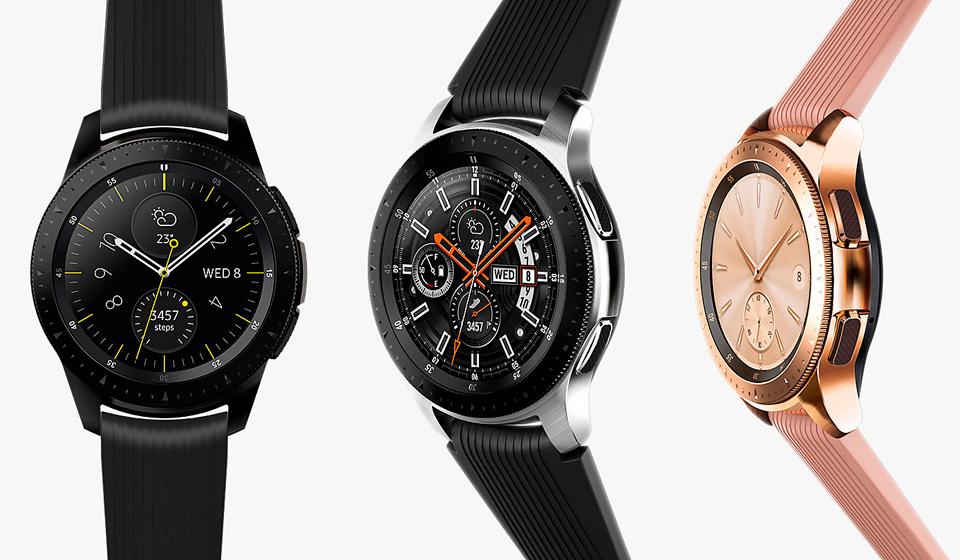 Samsung Galaxy Watch  обзор 7a58f7c1633bd