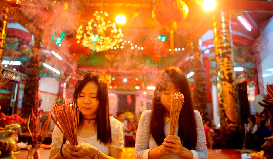 Китайский новый год 2021: когда начинается и заканчивается