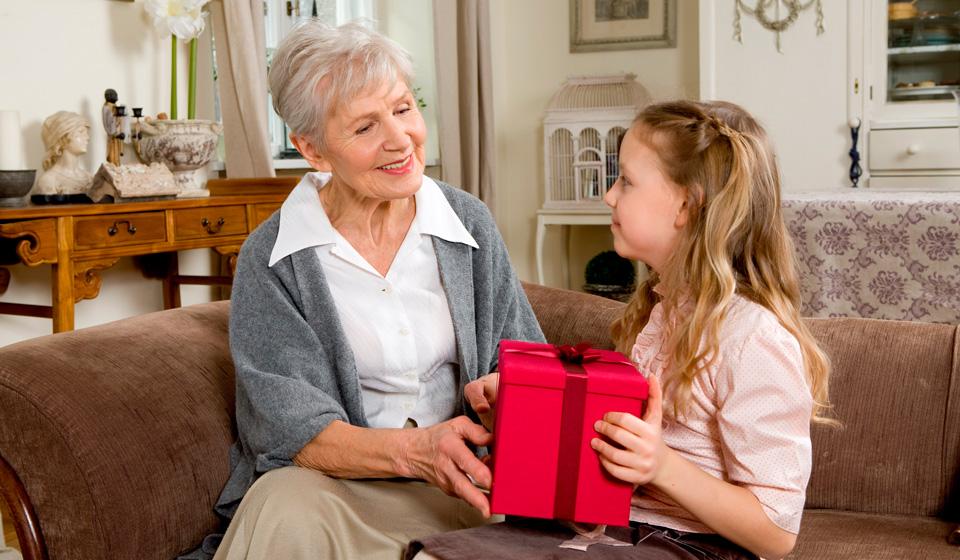 Картинки по запросу подарить бабушке