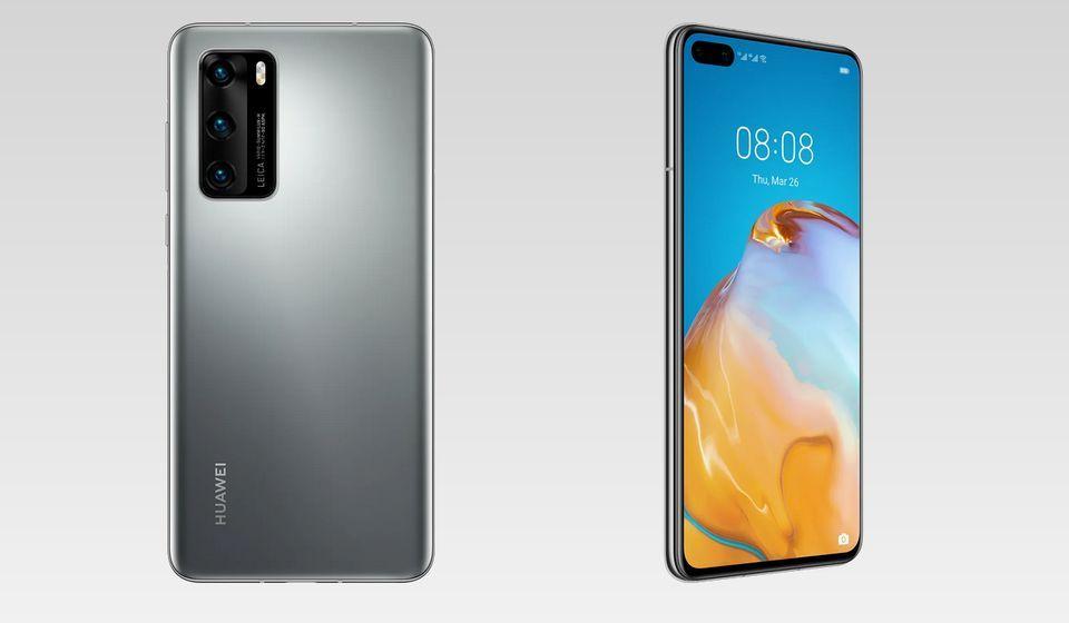 Huawei P40: обзор, характеристики, цены, фото и дата выхода в России