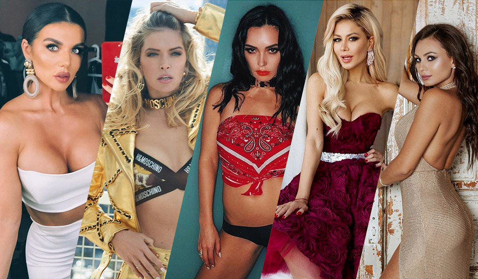 Опрос «КП»: Выбери самую стильную женщину 2018 года
