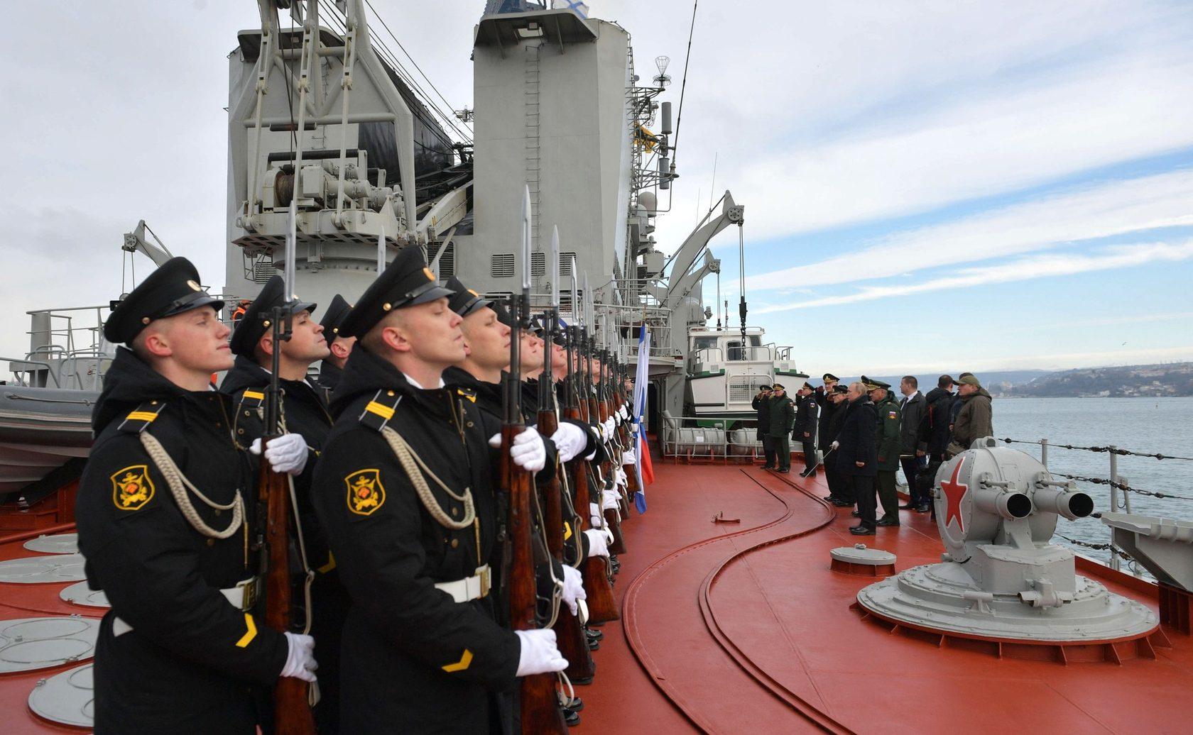 День Черноморского флота 2020: какого числа, история и традиции праздника