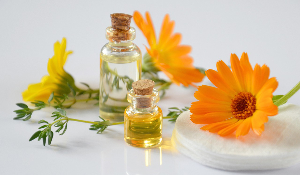 Персиковое масло против морщин