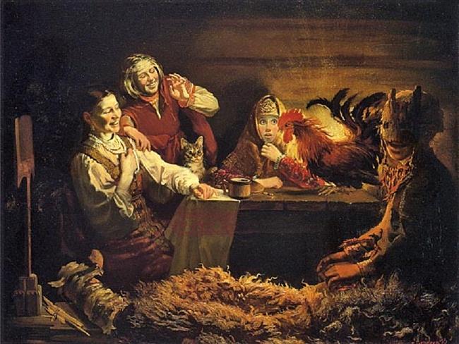 Картинки по запросу Гадания на Рождество