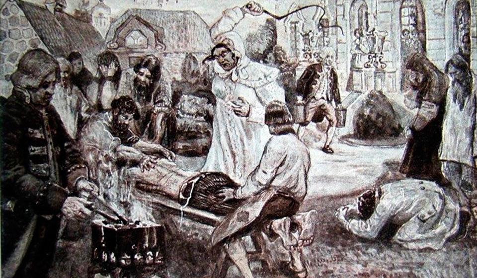 Преступления Дарьи Салтыковой (Салтычиха): реальная история кровавой помещицы
