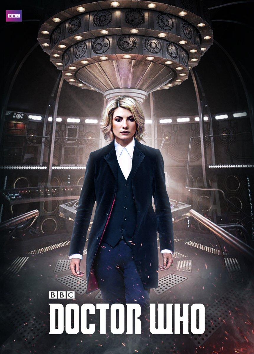 сериал доктор кто 10 сезон