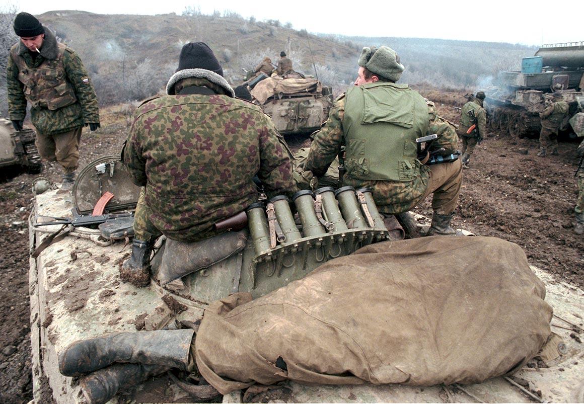 Картинки второй чеченской войны