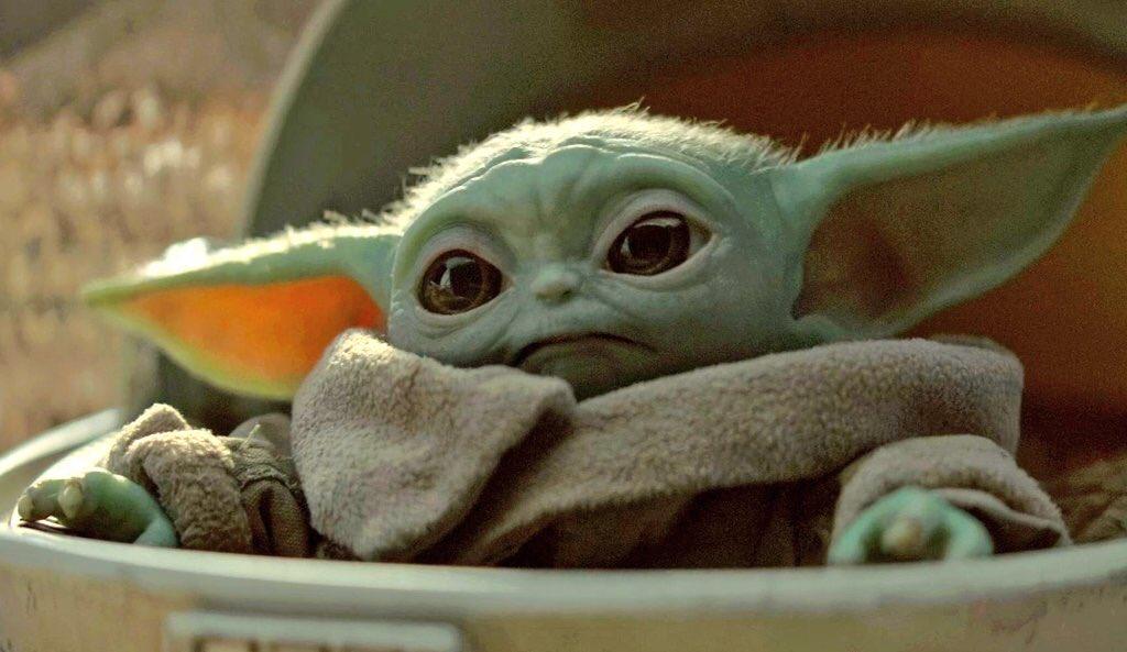 Малыш Йода из «Мандалорца» рвет рейтинги мимимишности